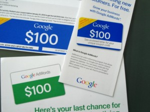 Google Direct Mail