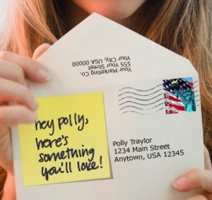 Personalized Direct Mail Sees High Responses in a Recovering Economy