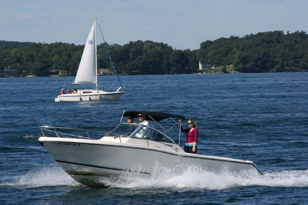 Boaters mailing lists