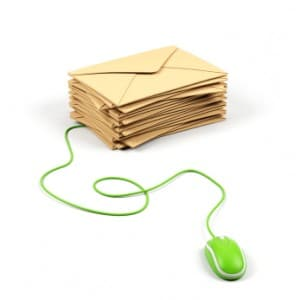 direct mail to email