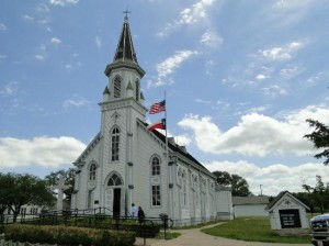 church mailing list